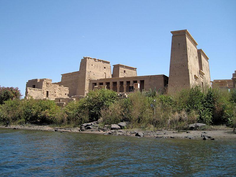 Красивые места Египта